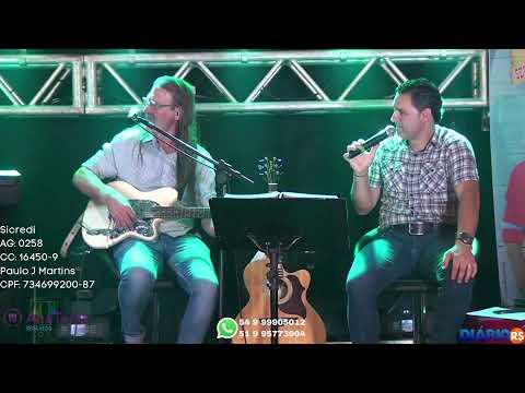 Live Solidária Leno & Breno e convidados