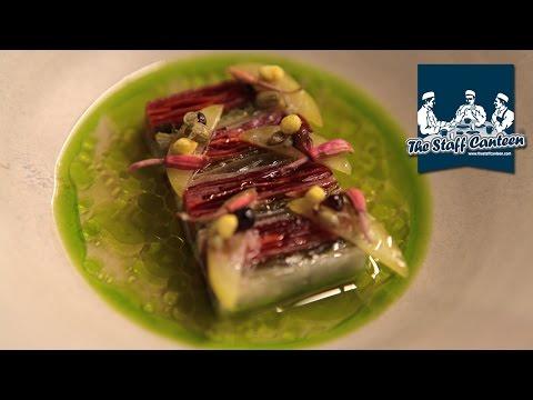 Michelin star chef Nicolai Nørregaard, Kadeau talks Nordic cuisine and food influences