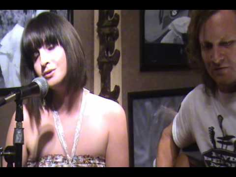 Found Out About You - Incredible Acoustic Cover- Whitney Steele & Scotty Johnson/Gin Blossoms