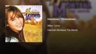 Hoedown Throwdown