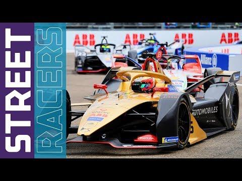 Tag Heuer Porsche Formula E Team Go Testing | Street Racers S5 Episode 19