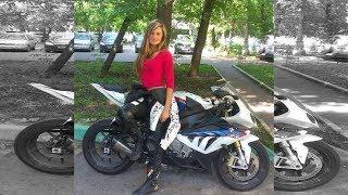 RIP Мария Басова погибла на R1 - фургон повернул налево. Это видео за октябрь 2015, смотровая МГУ