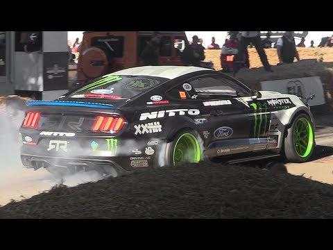 Goodwood Festival of Speed 2017 Hillclimb Starts - F1, NASCAR, Rally Cars, GT & More!!