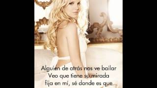 Britney Spears - He about to lose me (Traducido al Español)