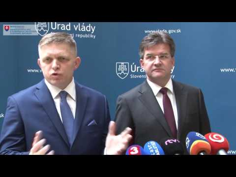 Minister Lajčák officially becomes Slovakia´s candidate for UN Secretary-General - News - MZV MZV PORTAL