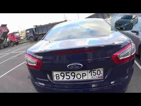 Das Benzin im Öl des Motors der Volkswagen