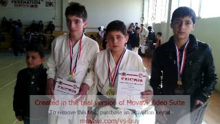 NEBIERIDZE JUDO HIGHTLINGS