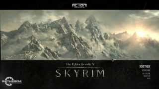 "Skyrim Main Menu Music: ""Celtic Music - Hero's Journey"""