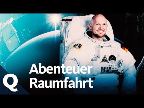 Raumfahrt Special: Alexander Gerst Live und wie alles anfing | Quarks