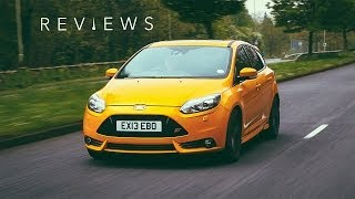Ford's Focus ST Is An Unrefined Beast, But I Still Love It