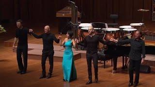Yuja Wang et Мartin Grubinger. Quand le piano rencontre les percussions. 2/3