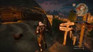 Witcher 3 Start Hearts of Stone Expansion DLC
