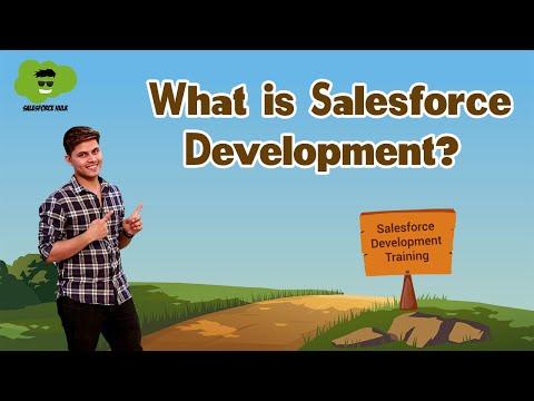 What is Salesforce Development?   Salesforce Developer Course