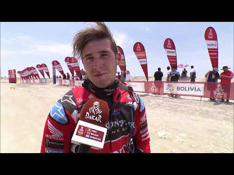Dakar 2018, Stage Two: Pisco