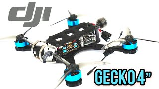 "Armattan Gecko 4"" HD - DJI FPV Caddx vista betafpv 1805 motor 4 inch micro drone"