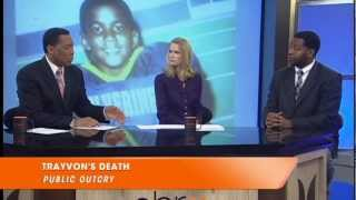 Ebru Today - James B. Peterson on Trayvon Martin and the Spectacle of KONY 2012