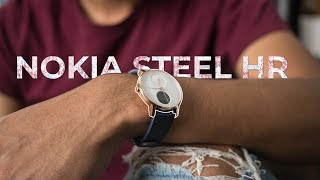 Nokia / Withings Steel HR smartwatch Review
