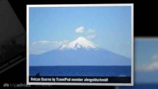 preview picture of video 'Volcan Osorno - Puerto Montt, Lake District, Chile'