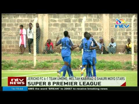Kawangware United maintain strong lead in the Super 8 Premier League