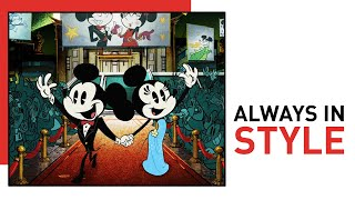 Mickey and Friends Always in Style   Style of Friendship   Disney Shorts