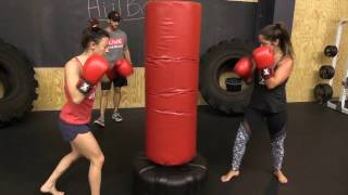 Boxing and Kickboxing Workout