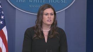 3/12/18: White House Press Briefing