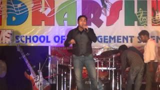 Breathless Performance By Singer Sreekant At SMS Varanasi