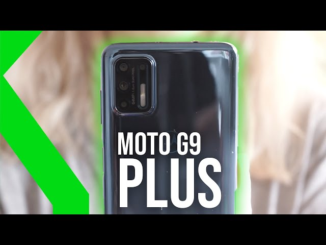 MOTO G9 PLUS Análisis: Un GAMA MEDIA COMPETENTE con un ACENTO GAMING
