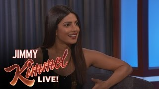 Priyanka Chopra on Going to the Met Gala with Nick Jonas