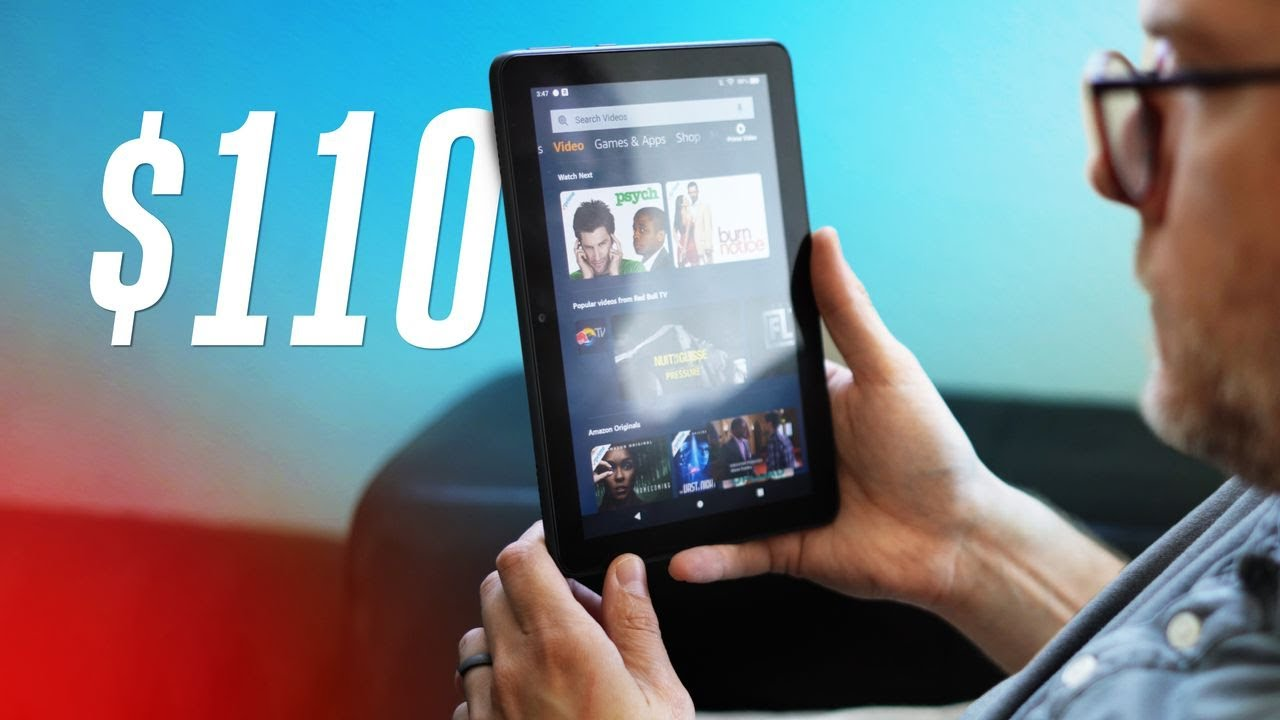 Amazon's $110 tablet is great and terrible thumbnail