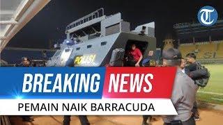 BREAKING NEWS: Kalahkan Persib Bandung, Pemain Bali United Tinggalkan Stadion Naik Kendaraan Taktis