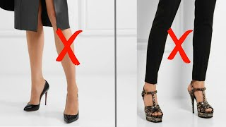 5 Shoes An Elegant Lady NEVER Wears | Fashion Over 40
