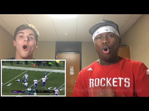 Vikings vs. Eagles | NFL NFC Championship Game Highlights - REACTION | Nick Foles You Legend!!!