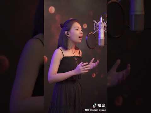 [抖音tiktok]小姐姐被天使吻過的嗓音唱《魔鬼中的天使》怎麼這麼好聽
