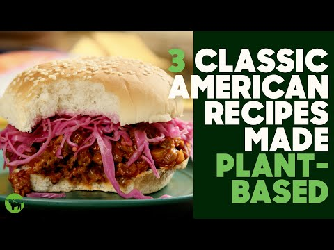 Classic American Recipes Recreated with Beyond Meat