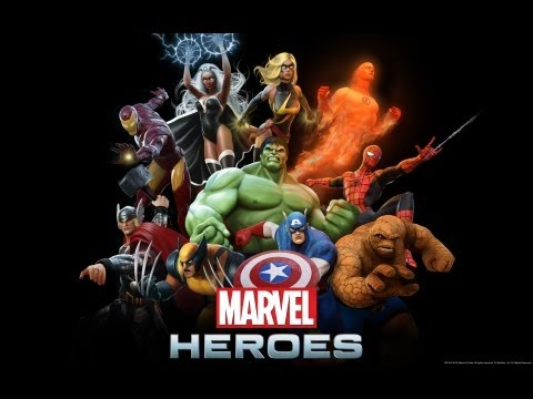Steam Community Marvel Heroes Omega