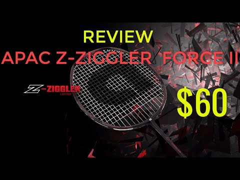 Apacs Z Ziggler Review – The best badminton racket with reasonable price