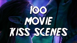 100 movie kiss scenes