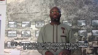 Informations sur la Covid-19 en langue nationale KPELE (Guinée) 1