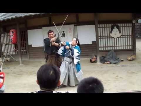 ㅅㅅ Toei Kyoto Studio Park - Live Shinsengumi Fight ㅅㅅ