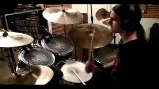 Kreator - Extreme Aggression drum cover