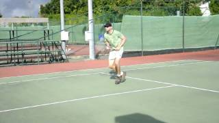 preview picture of video 'Tennis Mauritius'