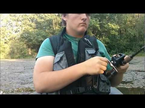 Kayak Fishing – Texas Rig Bass – Mill Pond