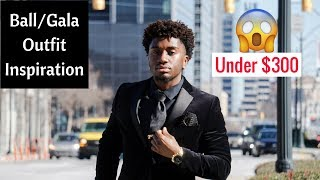 How To Dress For A Ball/Gala On A Budget | FOR MEN
