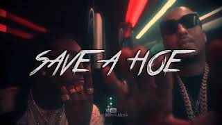 Chris Brown   Save A Hoe ft  French Montana