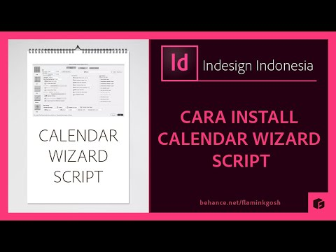 MS Word - Calendar Wizard - download, install & use (make