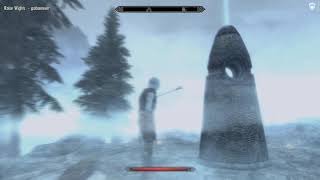 The Night King Mod Skyrim Special Edition