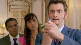The Doctor Confronts The Trickster   The Wedding Of Sarah Jane Smith   The Sarah Jane Adventures