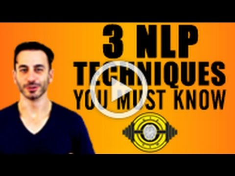 3 NLP Techniques You Must Know - YouTube