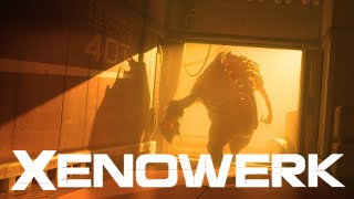 Picture of a game: Xenowerk